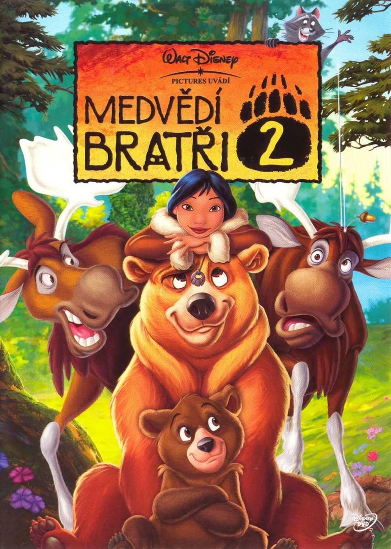 Medvědí bratři 2 | Fandíme filmu
