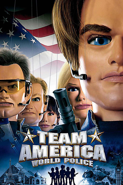 Team America: Světovej policajt | Fandíme filmu