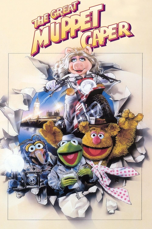 The Great Muppet Caper | Fandíme filmu