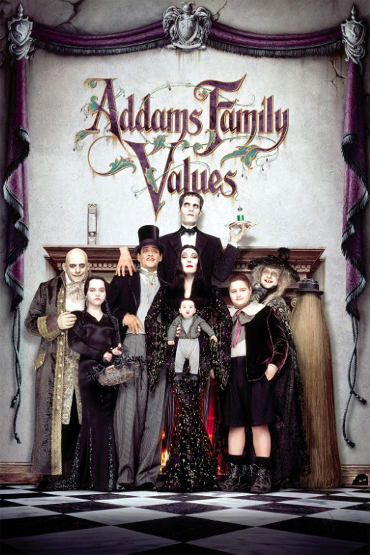 Addamsova rodina 2   Fandíme filmu