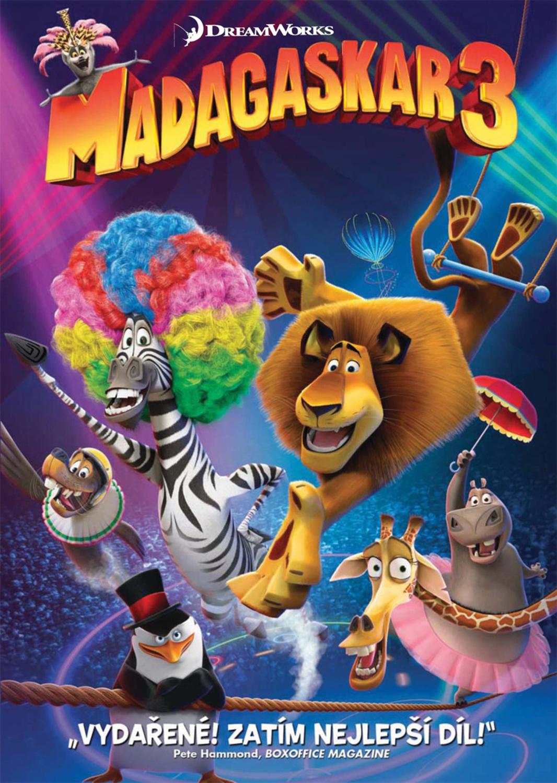 Madagaskar 3 | Fandíme filmu