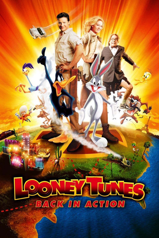Looney Tunes: Zpět v akci   Fandíme filmu
