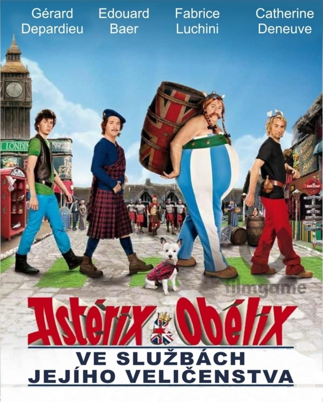 Asterix a Obelix ve službách jejího veličenstva | Fandíme filmu