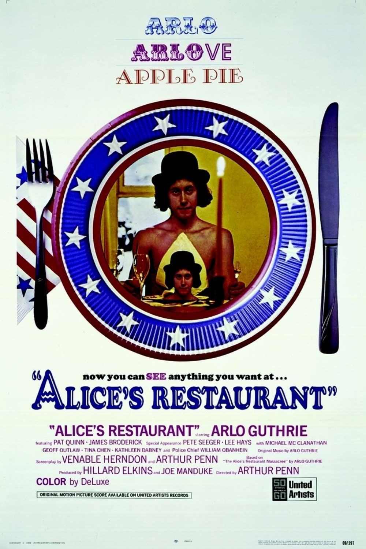 Alice's Restaurant | Fandíme filmu