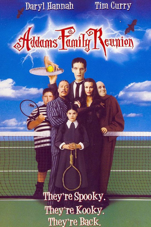 Addams Family Reunion | Fandíme filmu