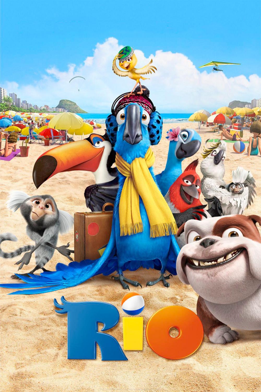 Rio | Fandíme filmu