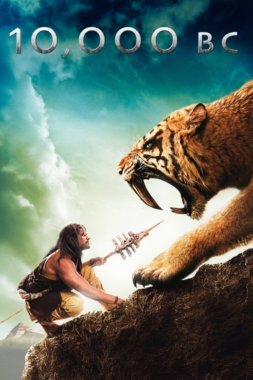 10 000 př. n. l. | Fandíme filmu