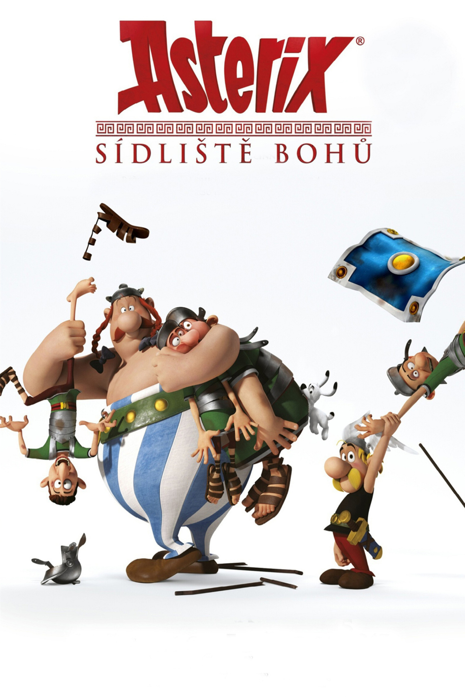 Asterix - Sídliště bohů | Fandíme filmu