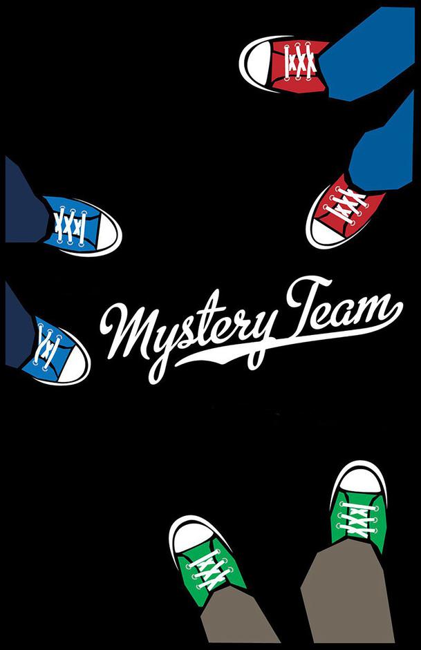Mystery Team | Fandíme filmu