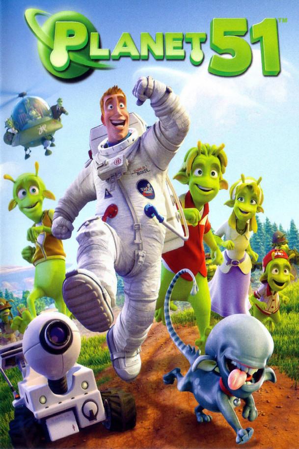 Planeta 51   Fandíme filmu