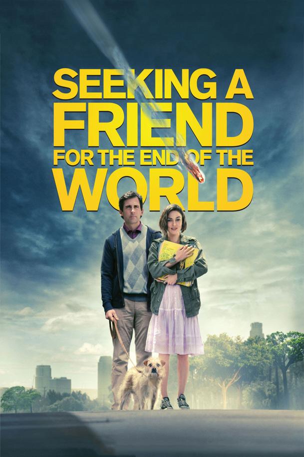 Hledám přítele pro konec světa | Fandíme filmu
