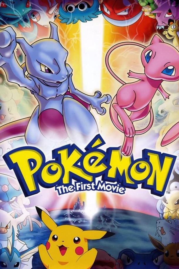 Pokémon: První film | Fandíme filmu