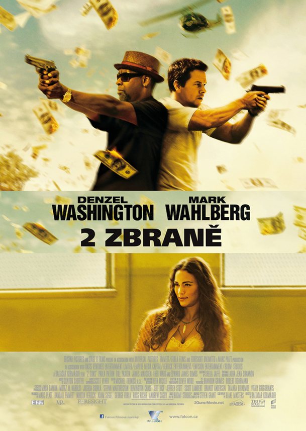 2 zbraně | Fandíme filmu