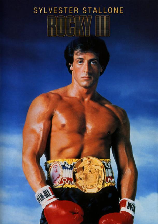 Rocky III   Fandíme filmu