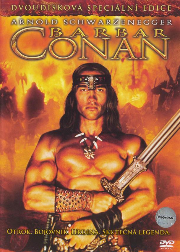 Barbar Conan   Fandíme filmu
