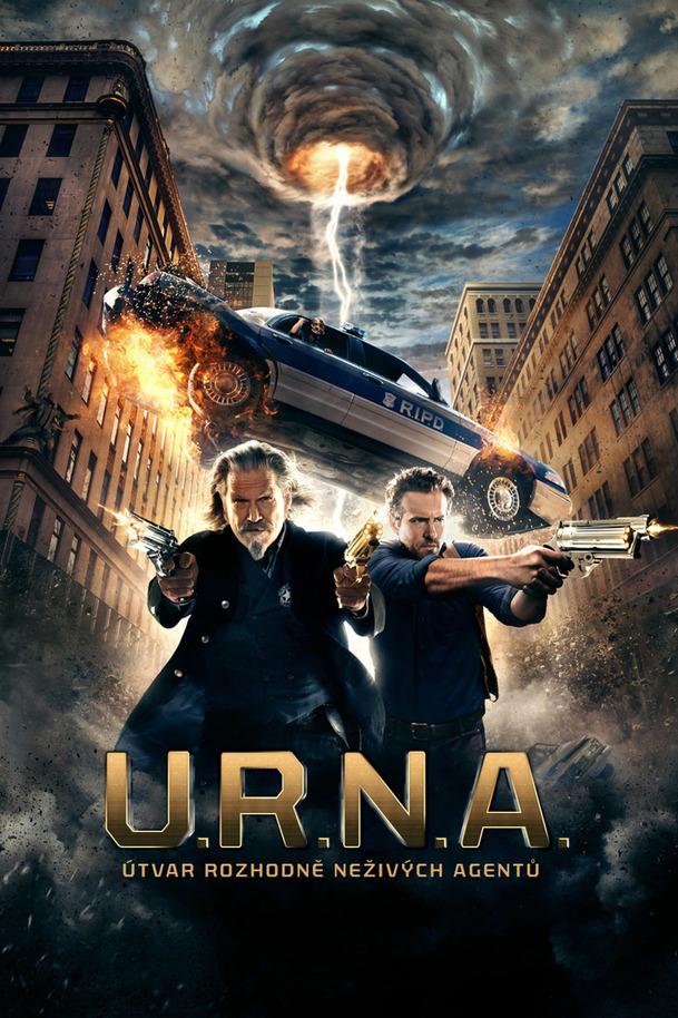 R.I.P.D. – URNA: Útvar rozhodně neživých agentů   Fandíme filmu