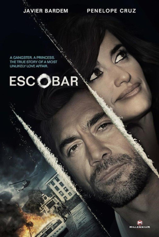 Escobar | Fandíme filmu