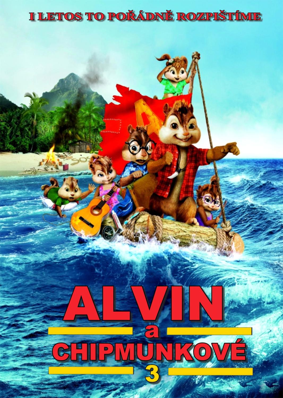 Alvin a Chipmunkové 3 | Fandíme filmu