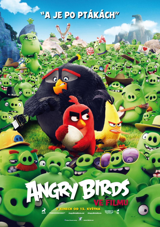Angry Birds ve filmu   Fandíme filmu