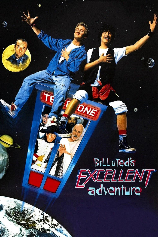 Bill & Ted's Excellent Adventure | Fandíme filmu