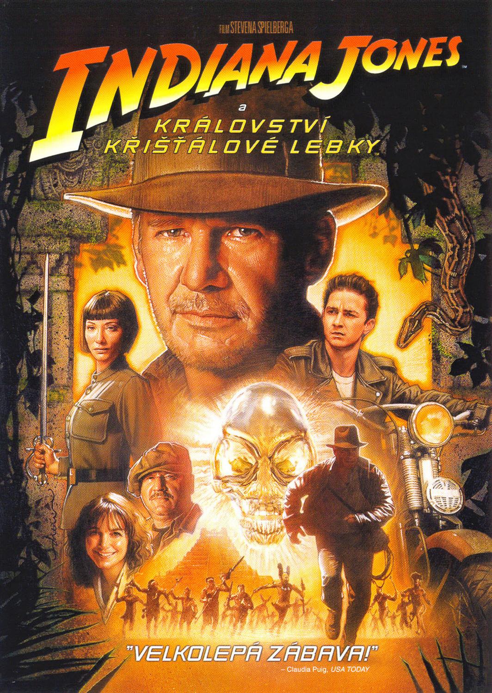 Indiana Jones a Království křišťálové lebky | Fandíme filmu