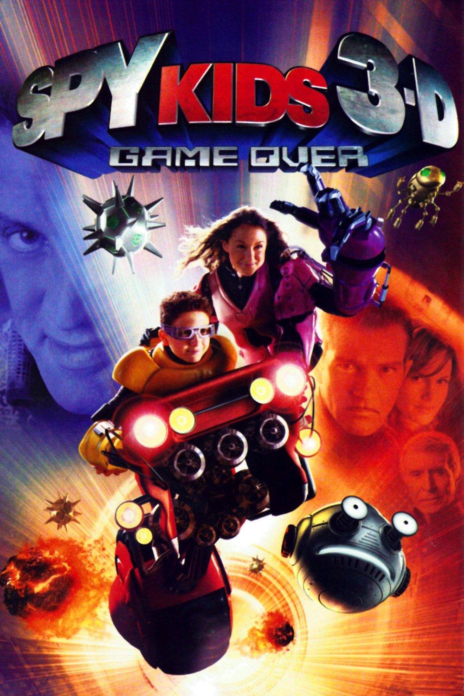 Spy Kids 3-D: Game Over | Fandíme filmu
