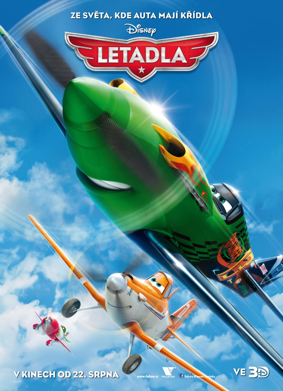 Letadla | Fandíme filmu