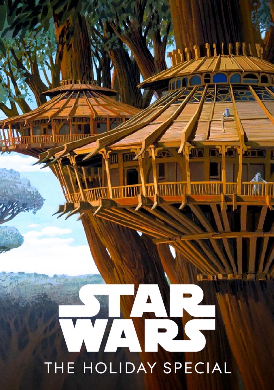 The Star Wars Holiday Special   Fandíme filmu