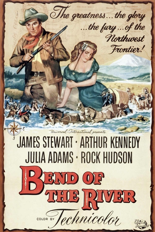 Bend of the River   Fandíme filmu