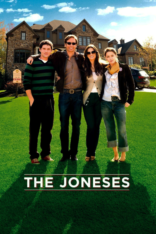 Jonesovi | Fandíme filmu