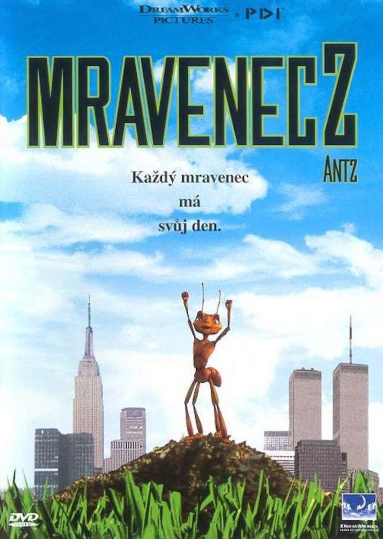 Mravenec Z   Fandíme filmu