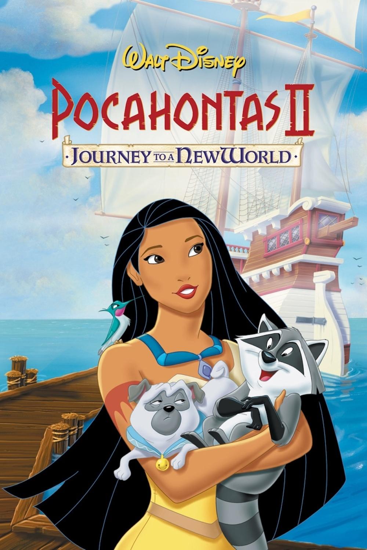 Pocahontas 2: Cesta domů | Fandíme filmu
