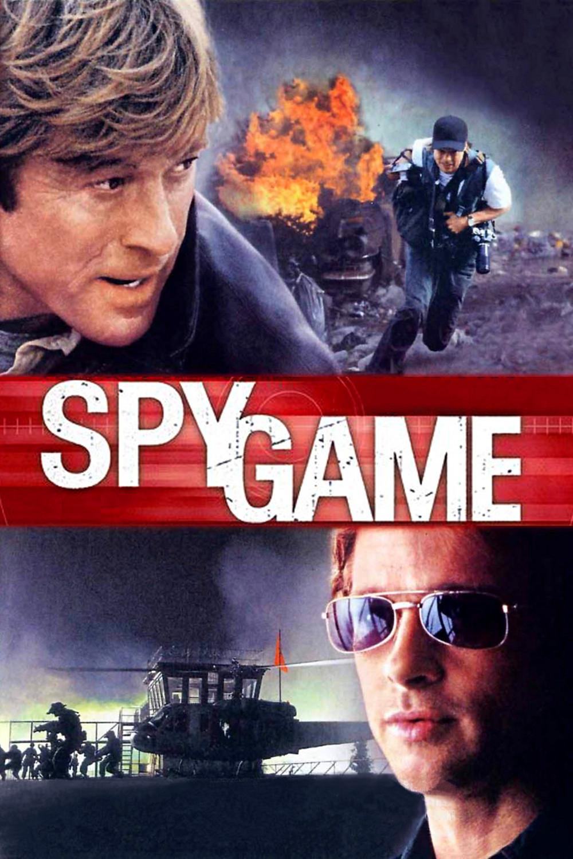 Spy Game   Fandíme filmu