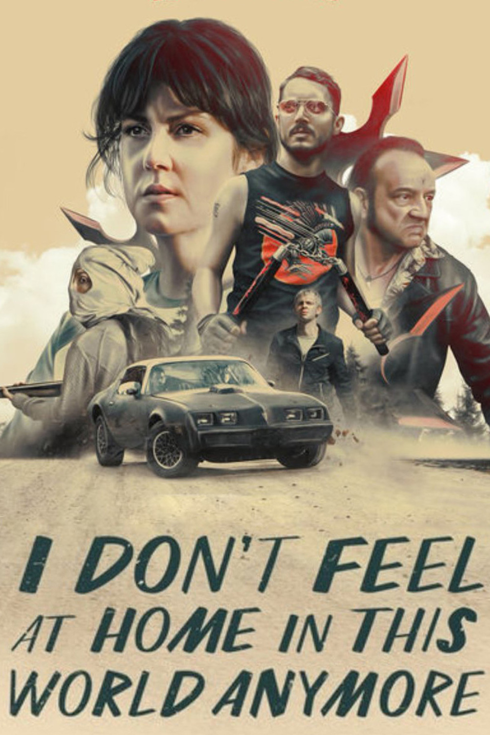 I Don't Feel at Home in This World Anymore | Fandíme filmu