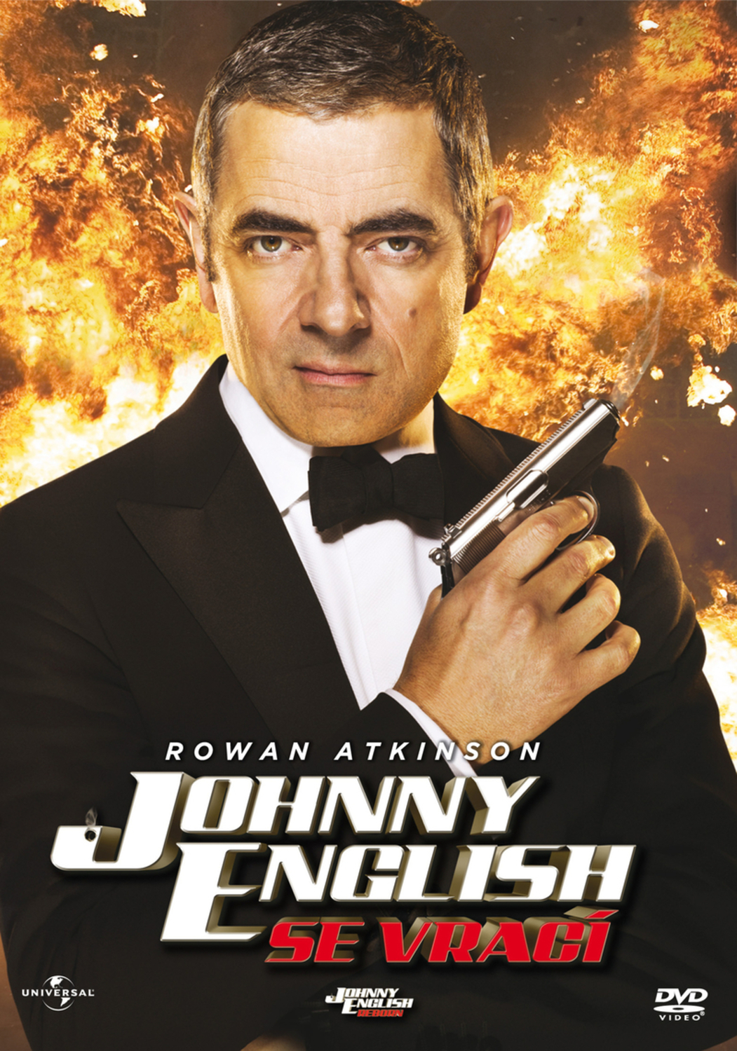 Johnny English se vrací | Fandíme filmu