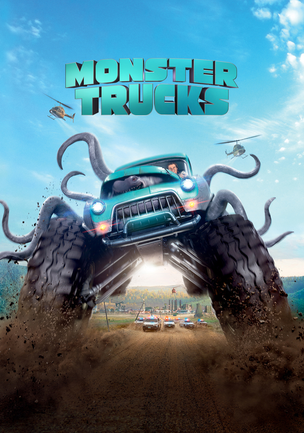 Monster Trucks | Fandíme filmu