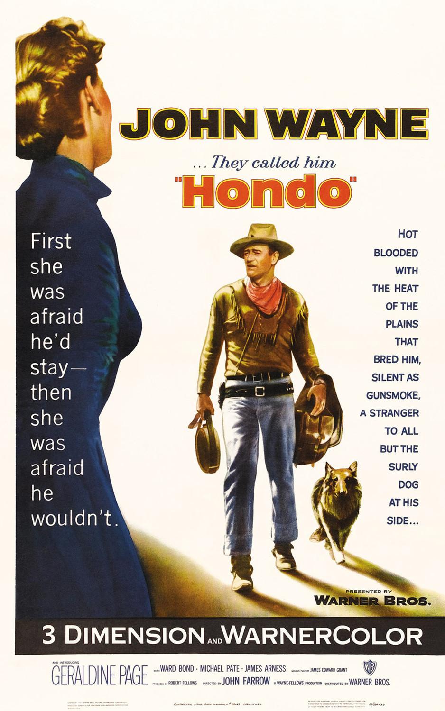 Hondo | Fandíme filmu