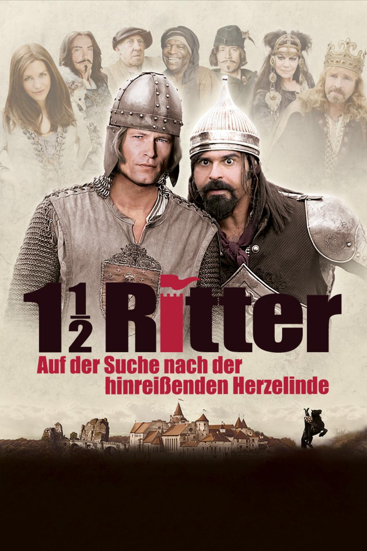 1½ Ritter - Auf der Suche nach der hinreißenden Herzelinde | Fandíme filmu