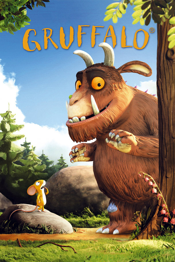 The Gruffalo   Fandíme filmu