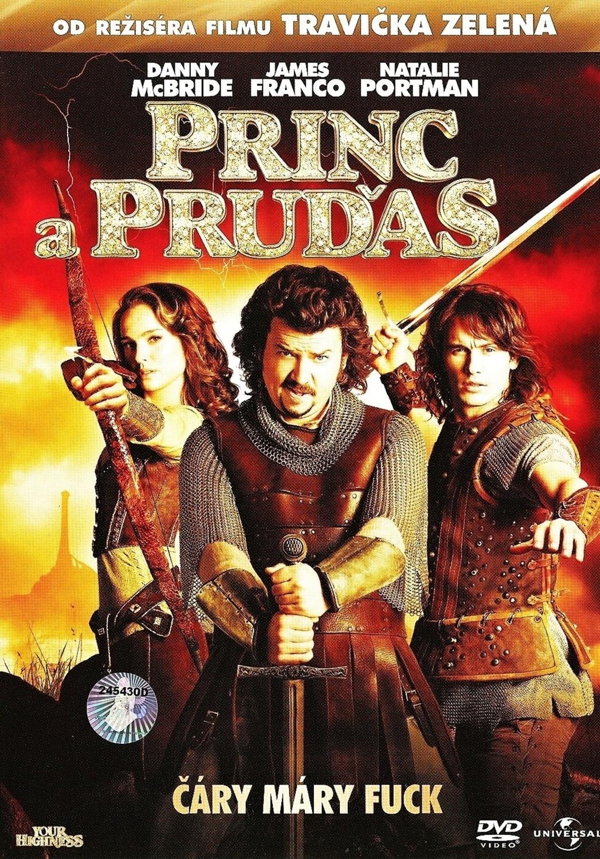 Princ a pruďas   Fandíme filmu