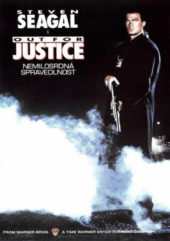 Nemilosrdná spravedlnost   Fandíme filmu