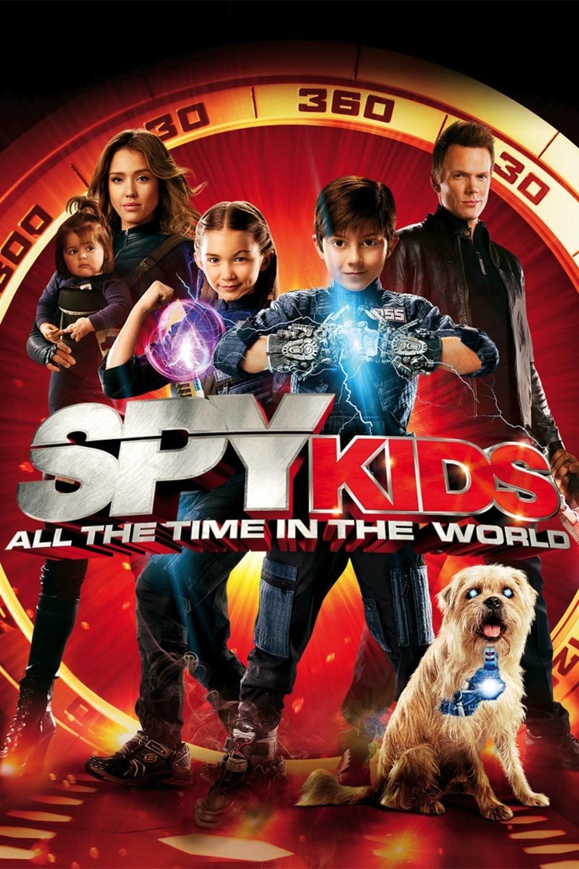 Spy Kids 4D: Stroj času | Fandíme filmu