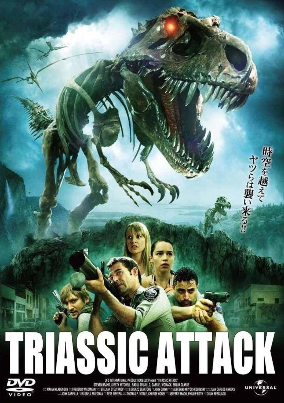 Triassic Attack | Fandíme filmu