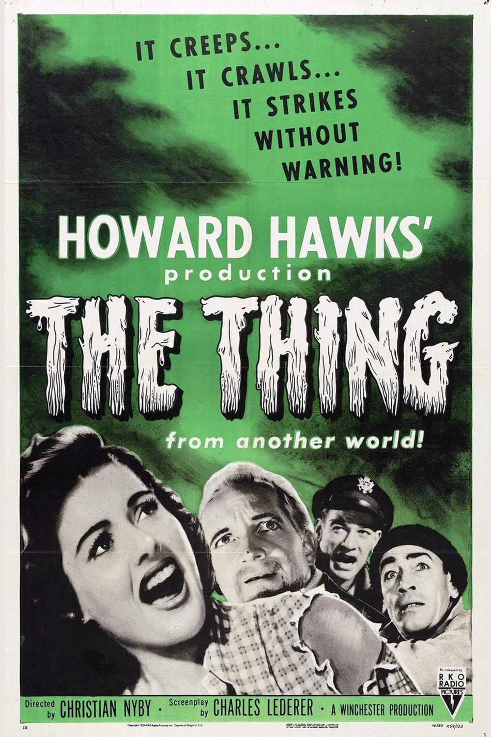 The Thing from Another World | Fandíme filmu