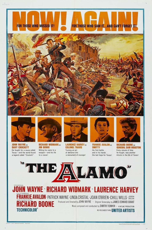 Alamo   Fandíme filmu