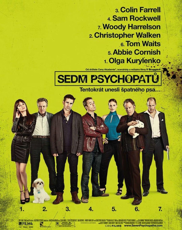 Sedm psychopatů   Fandíme filmu