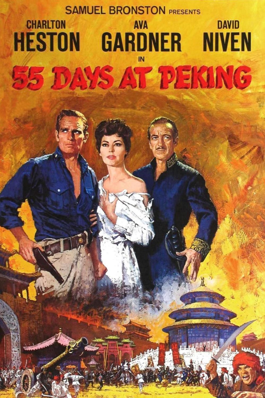 55 dní v Pekingu | Fandíme filmu