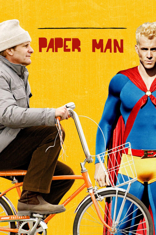 Papírový hrdina | Fandíme filmu