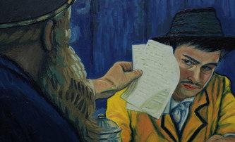 S láskou Vincent: První celovečerní film namalovaný olejomalbou | Fandíme filmu