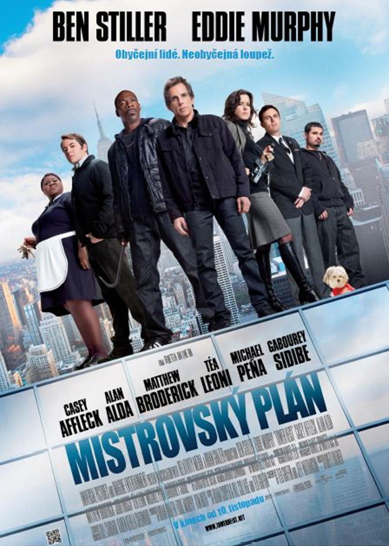 Mistrovský plán | Fandíme filmu